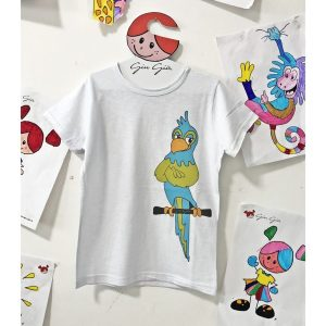 t-shirt bambino bambina