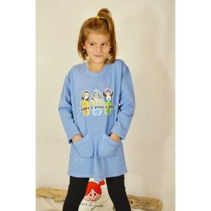 Maxi maglia abbigliamento bambini