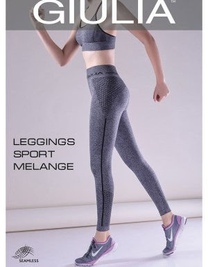 LEGGINGS SPORT MELANGE MODEL 2 sport leggings