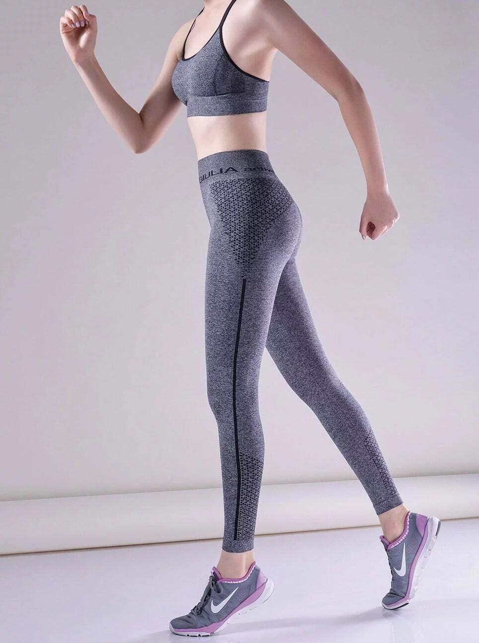 LEGGINGS SPORT MELANGE MODEL 2 sport leggings