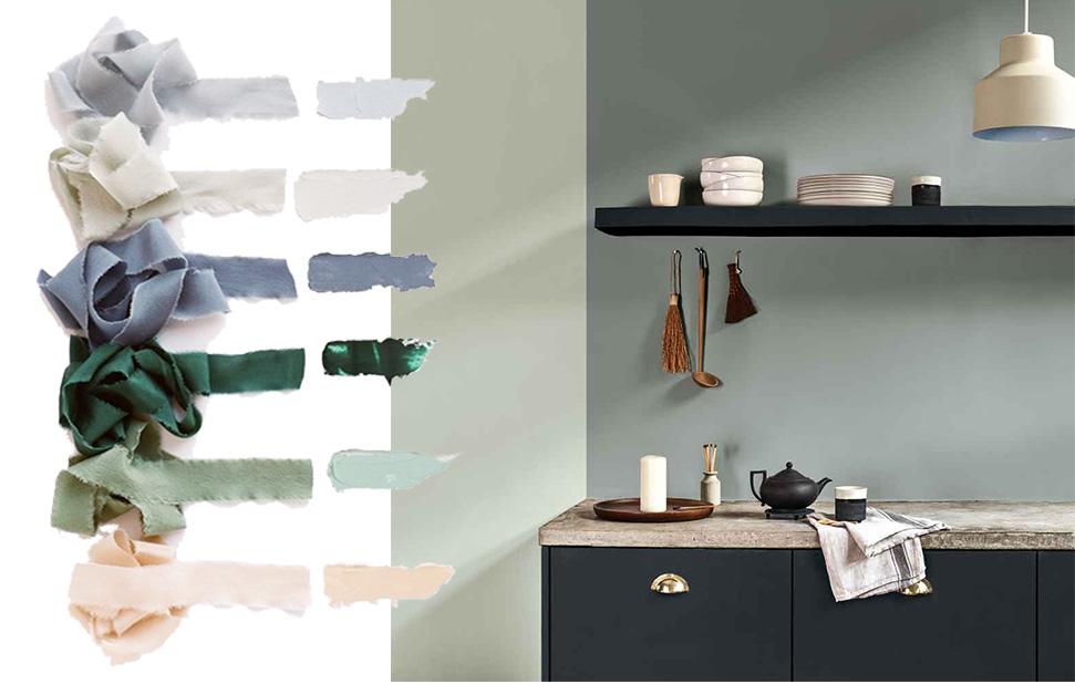 Quale colore scegliere per dipingere pareti cucina consigli tinteggiare pareti cucina moderna classica in legno bianca gamma dei colori accostamenti foto. I Colori Di Tendenza Per Gli Interni Del 2020 Giulia Grillo Architetto Art Home