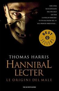 Le origini del male Thomas Harris