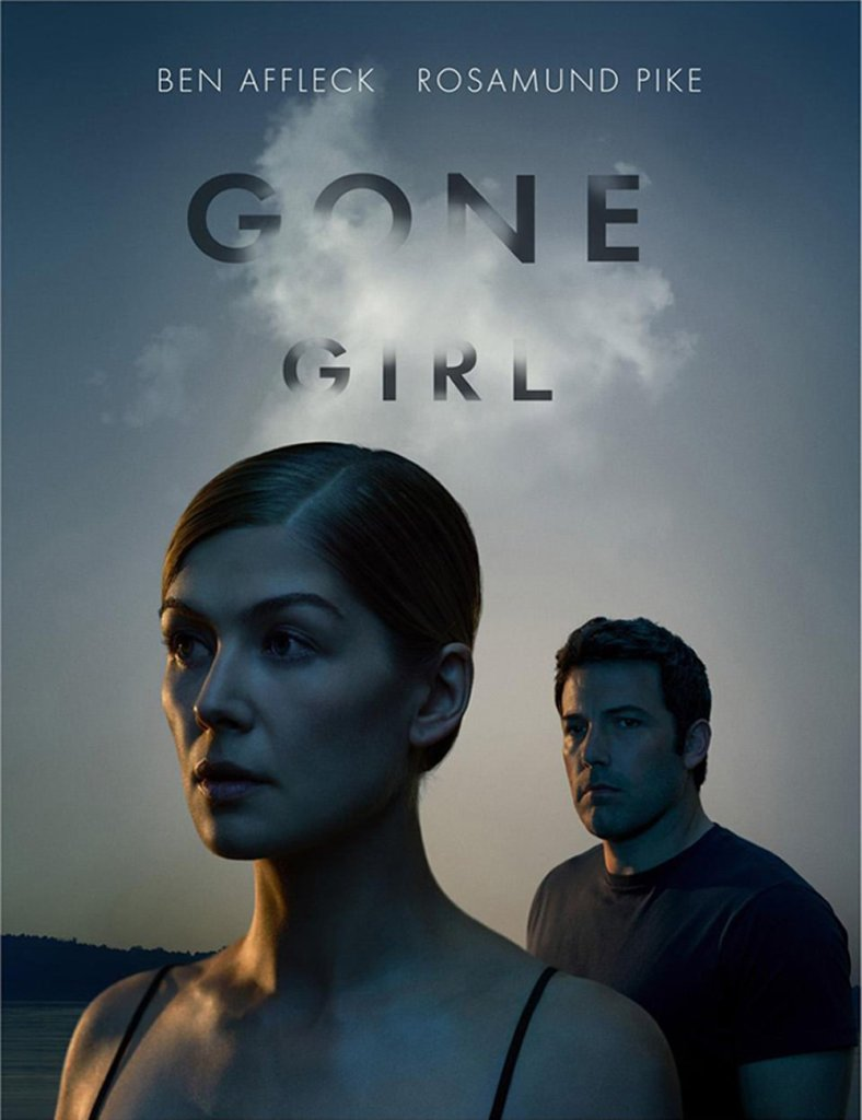 locandina di Gone girl (david fincher)
