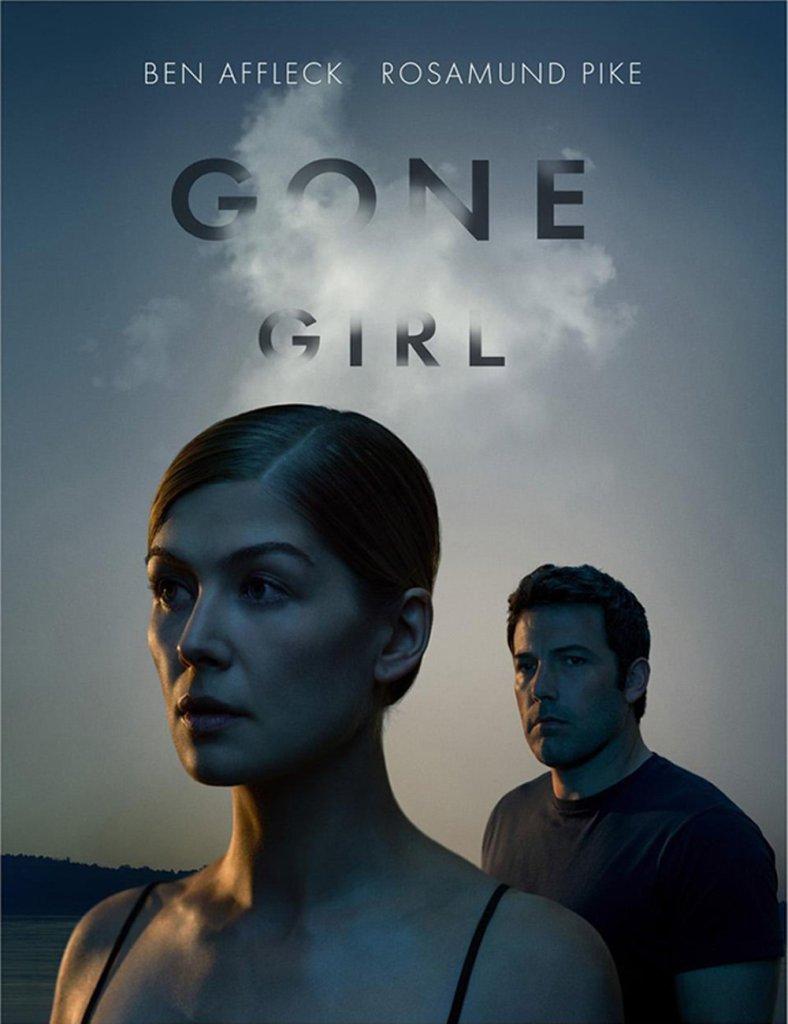 locandina di Gone girl (david fincher)