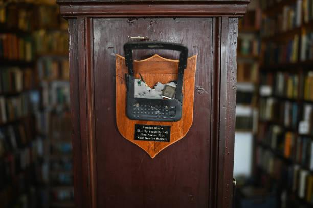 Kindle distrutto