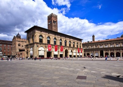 Bologna in a half day