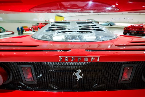 Ferrari, Lamborghini, Maserati, Pagani and Ducati: the Motor Valley
