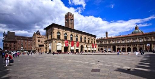Bologna en media jornada