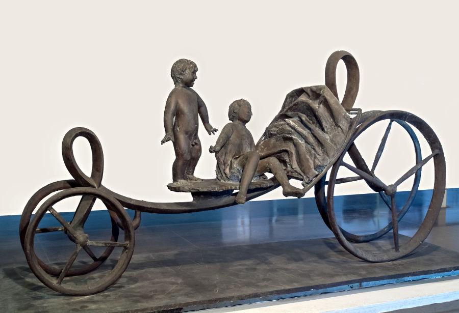 Manzù e Marino alla Fondazione Magnani Rocca