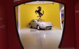 Galleria Ferrari ingresso