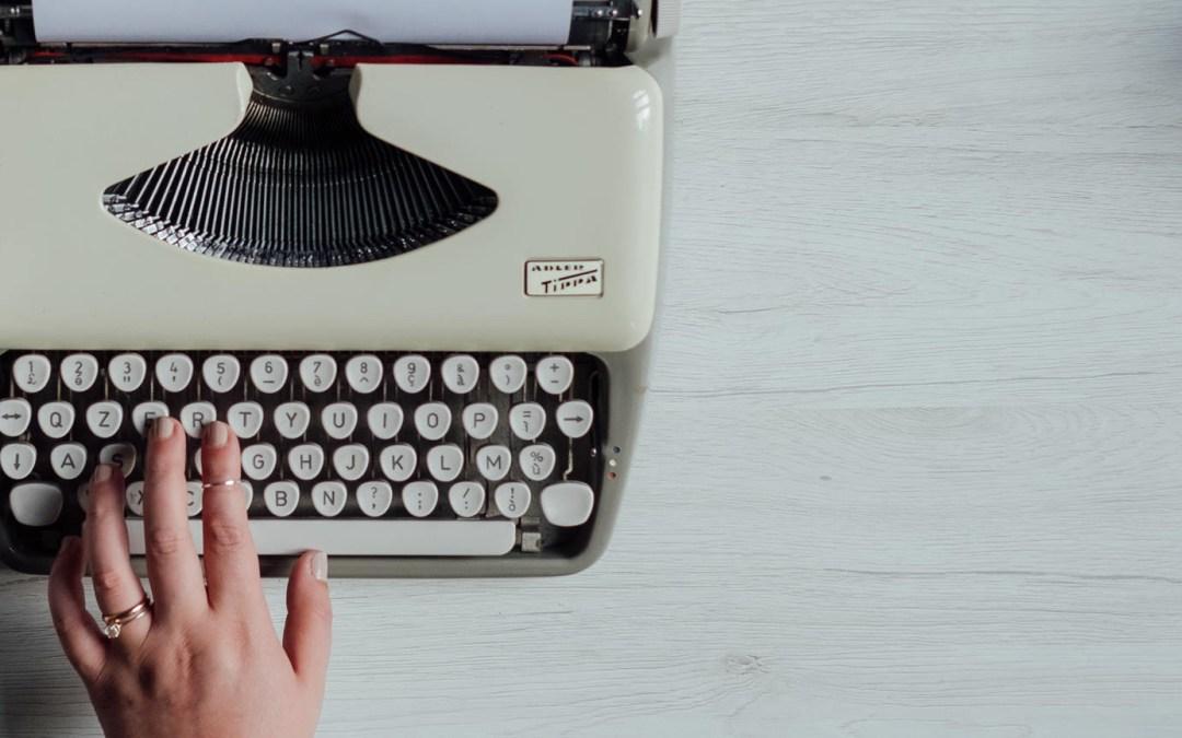 Alcuni consigli per scrivere buoni contenuti per il web