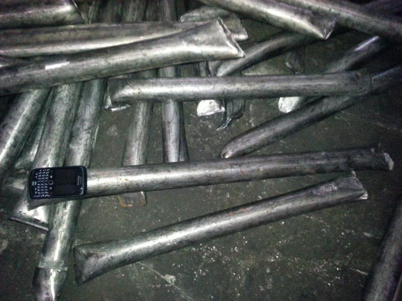 rottami acciaio 904