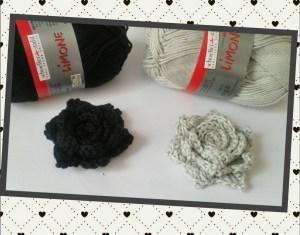 Foto: Rosa nera e grigio perla - Limone Schoeller & Stahl
