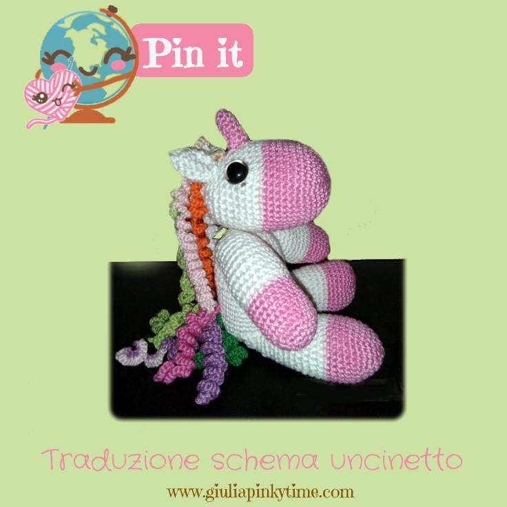 Salva lo schema sulla tua bacheca di Pinterest / Pint it to make it later!