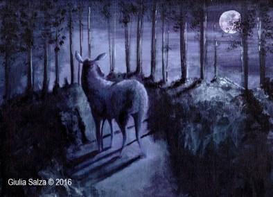 L'ultimo passo del cervo
