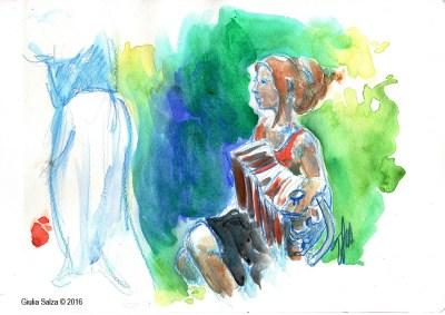 Giovanna e il bandoneon