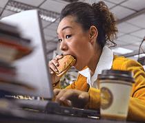 dieta e pausa pranzo