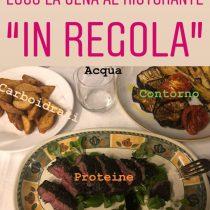 dieta e ristorante come si fa