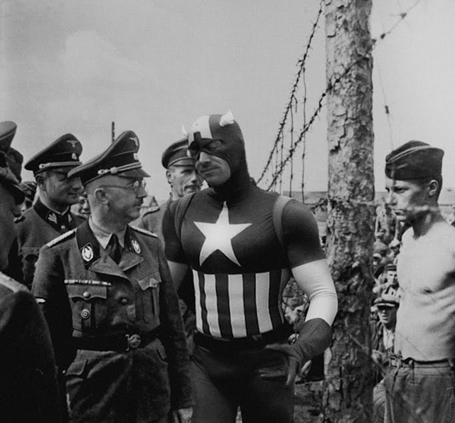 Himmler, Minsk, 1941 - Superhistory