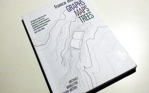 Graphs, Maps, Trees: Abstract Models for a Literary History by Franco Moretti