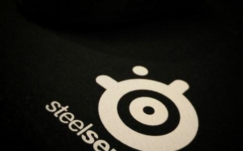 Steelseries QCK XXL Logo