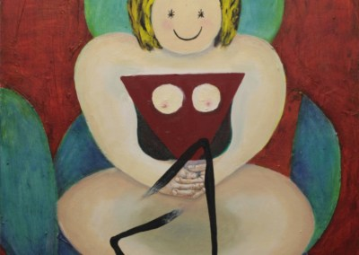 Seated Woman IV