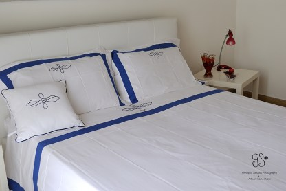 Bed Linen 100% Cotton & Linen Parure