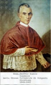 Monsignor Onofrio Basile