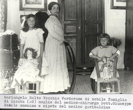 Mariangela Salto Basile.