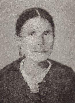 Maria Teresa Basile 1823-1856 sorella del medico garibaldino.