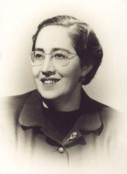 Maria Cristina Corrier moglie di Luigi Basile Podestà