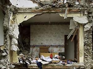 Giampilieri. La stanza di Ilaria (www.giuseppeberretta.it)