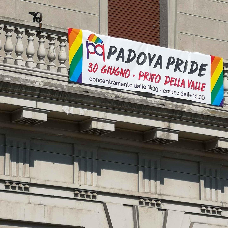 """A Padova il 30 giugno è """"Pride Day"""""""