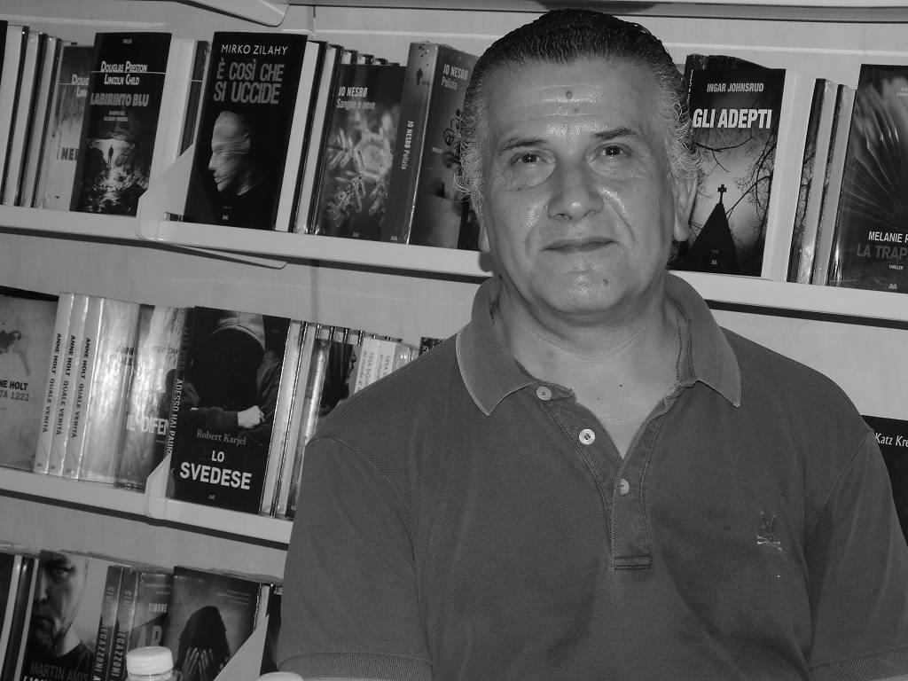 Il poeta Flavio Almerighi ospite a Laformadelibro