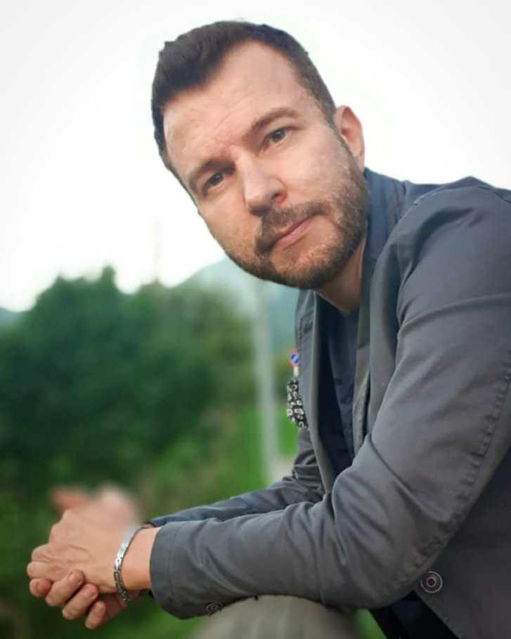Claudio Guerrini ospite al Pride Village