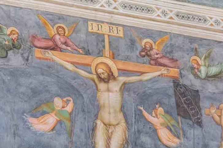 Oratorio-di-San-Giorgio-Padova-Affreschi-Altichiero-da-Zevio-particolare-Crocifissione-foto-Giovanni-Pinton
