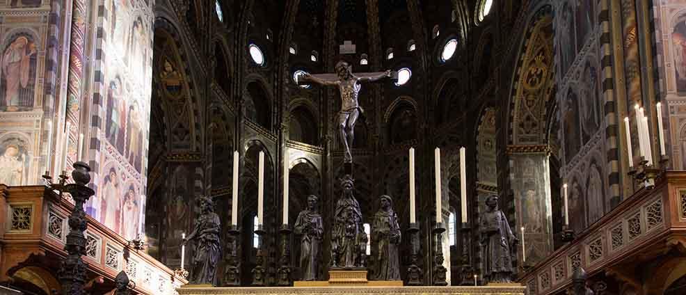 Basilica del Santo. Tre secoli d'arte nuovamente illuminati