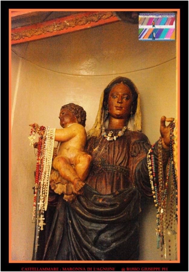 Madonna nera col Bambino