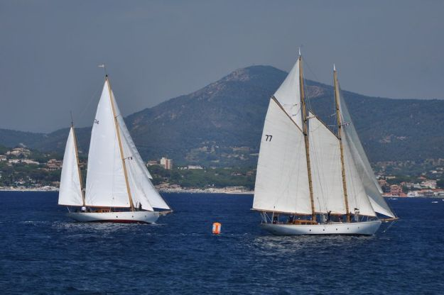 Lelantina e Adria foto Facebook Trophée Bailli de Suffren