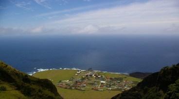 Edimburgo dei sette mari, Tristan da Cunha