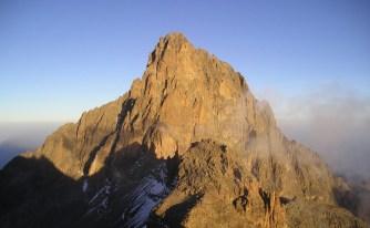 Punta Lenana, Monte Kenya