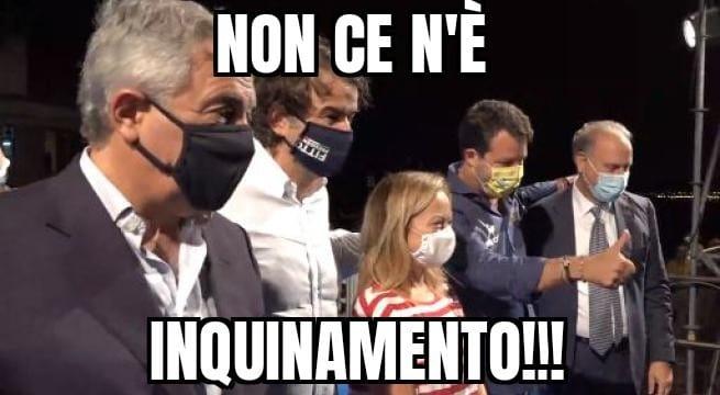 Centrodestra compatto: salvaguardare la fabbrica, a Taranto non c'è più inquinamento!