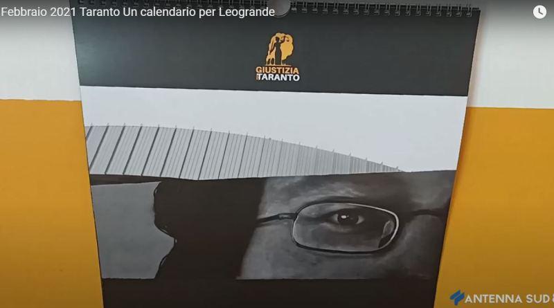 Antenna Sud 85 sull'evento legato ad Alessandro Leogrande