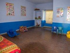 Neugestalteter Raum für die Vorschüler