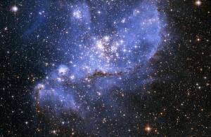 Nebulae NGC 346 Star Nursery