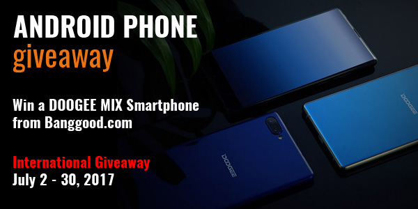Android Phone Giveaway