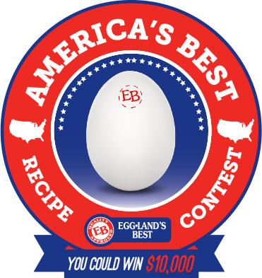Eggland's Best Eggs - America's Best Recipe Contest | Enter To Chance To Win One Supply Of 24 Dozen Eggland's Best Eggs