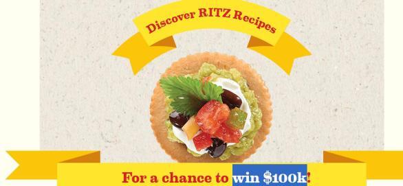 Top Your Ritz Sweepstakes
