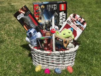 Star Wars Easter Basket Giveaway - Chance to Win Star Wars Easter Basket Prize