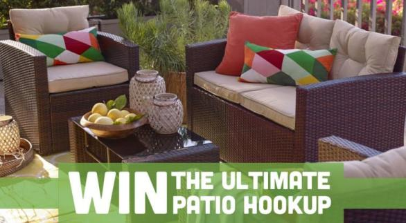 Murphy's Naturals Ultimate Patio Sweepstakes – Chance to Win Patio Set Prize